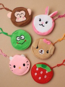 Cute clip on coin purse (Code 2894)